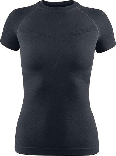 Devold Funktionsshirt Merino DaSie- Pulse Frau T-Shirt schwarz Gr. XLNEU