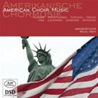 American Choir Music 4260052380413 by Copland SACD