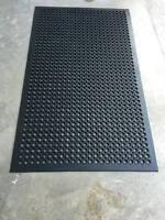 Anti-fatigue Heavy Duty Rubber Anti-slip Floor Workshop Greenhouse Mat 5ft X 3f