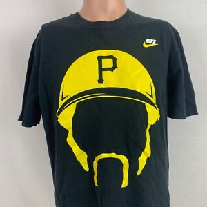newest a61a4 1b2be Image is loading Nike-Willie-Stargell-Pittsburgh-Pirates-Heritage-T-Shirt-