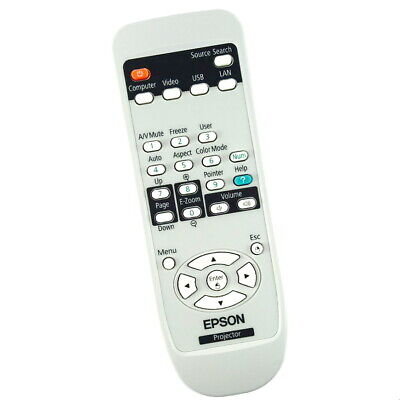 Remote Control for Epson Home Cinema 5020UB Projector by TeKswamp