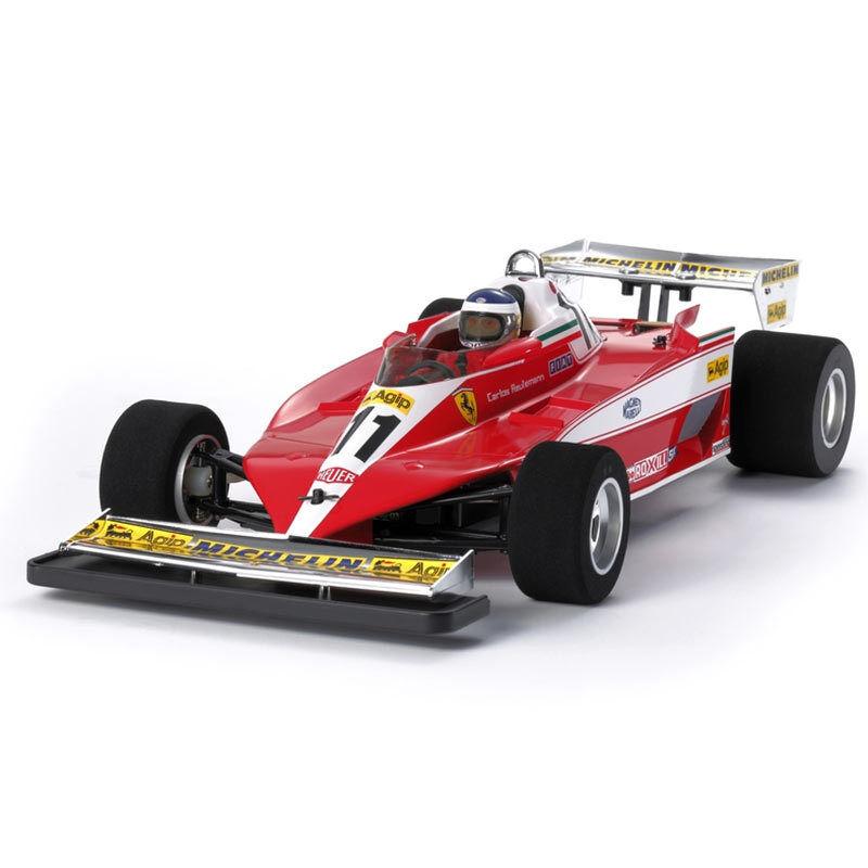 TAMIYA RC 47374 Ferrari 312T3 (F104W) 1 10 Ltd Ed Car Model Kit