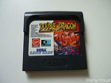 SEGA GAME GEAR / Double Dragon The revenge of Billy Lee [ Version PAL ]