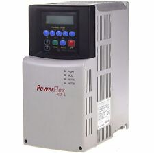 Allen Bradley PowerFlex 400 22C-D012N103 7.5HP 480V 3PH w/ EtherNet 22-Comm E