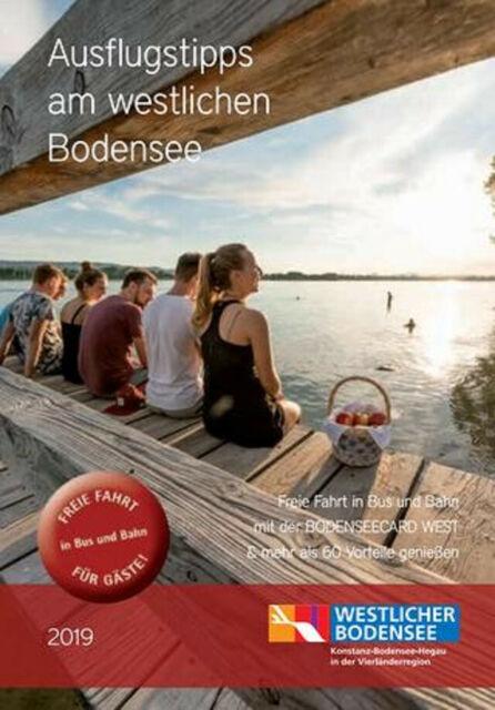 Bodensee Ausflugtipps Buch