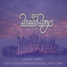 Good Timin': Live At Knebworth 1980 by The Beach Boys (CD, Mar-2003, Eagle Records (USA))