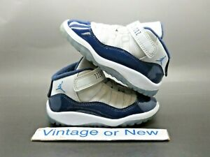 bf0656c89818e5 Nike Air Jordan XI 11 Win Like  82 2017 Retro 378040-123 BT Toddler ...