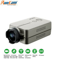 Runcam 2 Ultra Hd 1080p 120° Fpv Camera Wifi Link Camcorder For Racing Drone