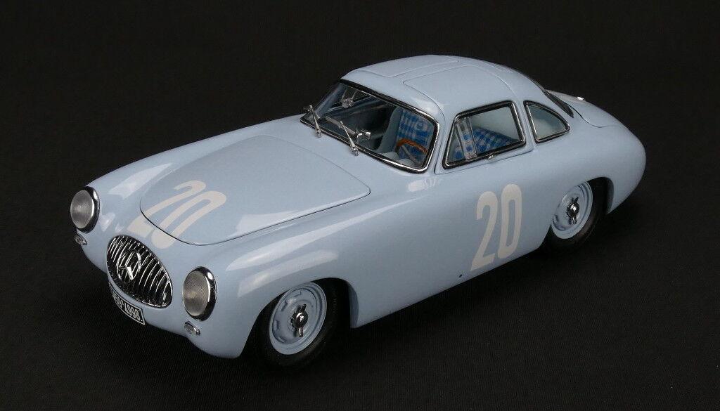 New CMC M-159 Mercedes-Benz 300 SL Great Price of Bern, 1952