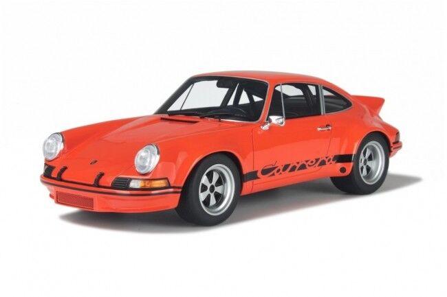 GT Spirit Porsche 911 Carrera 2.8 RSR  Street  1:18 arancia