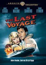 Last Voyage DVD (1960) Robert Stack, Dorothy Malone, George Sanders Andrew Stone