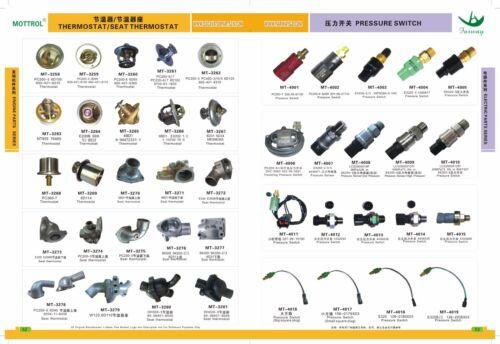 AT154524 High Speed Solenoid valve FIT John Deere JD 490E 790ELC 790E hyd pump