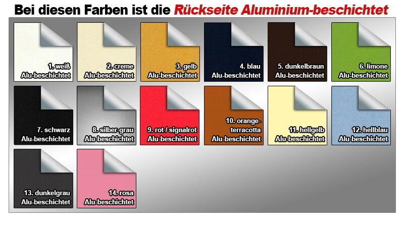 Verdunkelungsrollo Thermo Seitenzug Seitenzug Seitenzug Kettenzug Rollo - Höhe 150 cm Rosa | Authentische Garantie  faca94