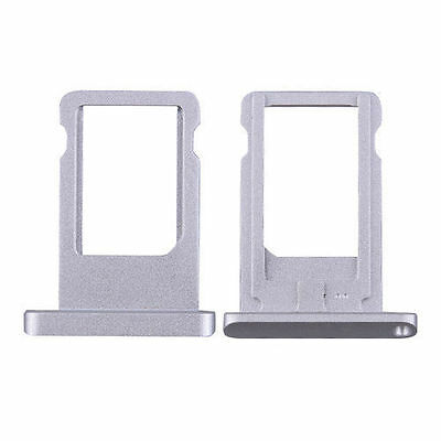 Silver Metal SIM Card Tray Slot Holder Replacement Fix For iPad Air 5th Gen