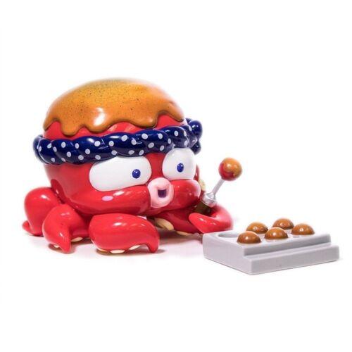 environ 15.24 cm Octopus VINYL Figure Toy qtako 6 in algues Saupoudrer nonworld Unbox Industries