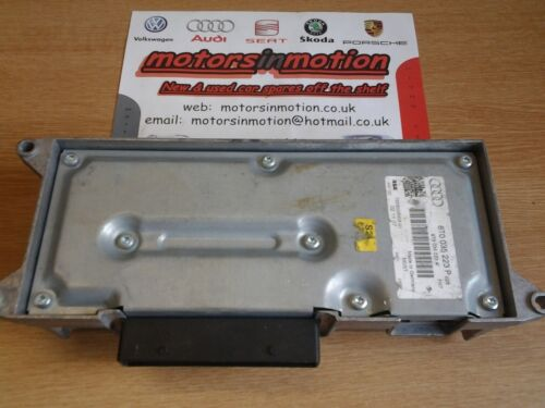 AUDI A4 2000-2006 AERIAL AMP MODULE 8T0035223P