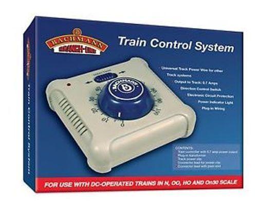 Bachmann 11-171m00 'Treno Scala Control Sistema 12 Volt 0.7A Dc Portata Nuovo