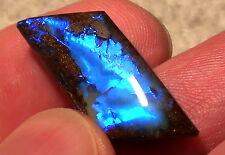 GEM- Class Boulderopal -Top Stein - 19,3ct. Brillanz 5+, mit Video