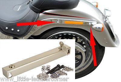 """""""Easy Fit"""" Satteltaschen Halterung HD Harley Davidson Softail Befestigung  NEU"""