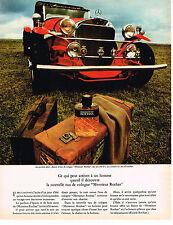 PUBLICITE  1969   ROCHAS  eau de Cologne MONSIEUR