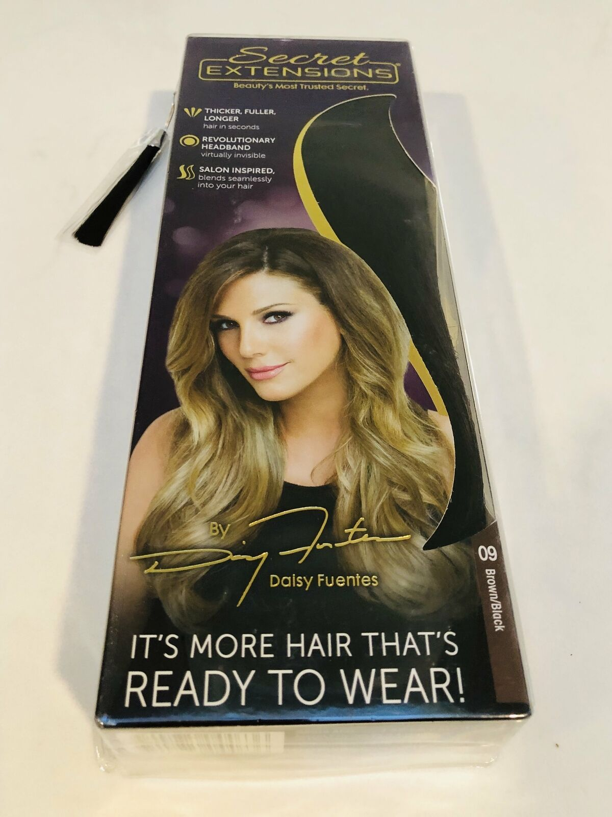 Secret Extensions Hair Extensions By Daisy Fuentes Brown Black Ebay Just thought i add this in here, but i think the creator of daisy brown has a tiktokfluff (vm.tiktok.com). ebay