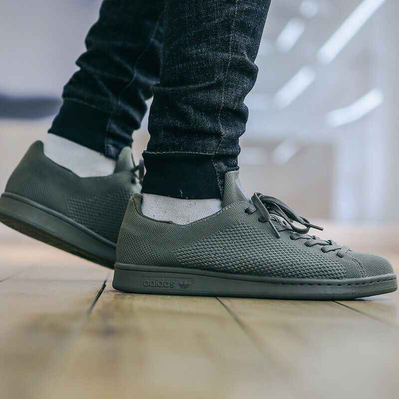 Adidas Originals Stan Smith Primeknit Branch ⭐️ S82155 ⭐️