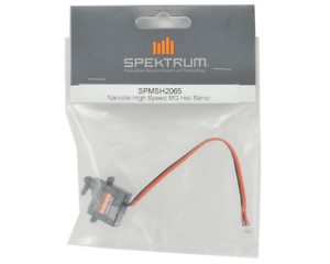 SPMSH2065 Spektrum RC H2065 Nanolite High Speed Metal Gear Heli Servo