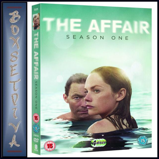 THE AFFAIR - COMPLETE SEASON 1 * BRAND NEW DVD***
