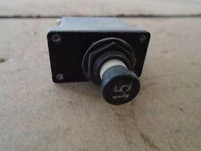 1 EA USED KLIXON CIRCUIT BREAKER W/ VARIOUS APPLICATIONS P/N: MS24510-15