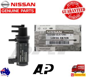 GENUINE-NISSAN-BOOST-CONTROL-VALVE-PRESSURE-SOLENOID-FOR-NAVARA-D40-14956-EB70A