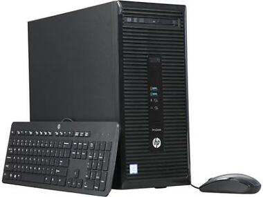HP ProDesk 400 G3 Core i3 Desktop