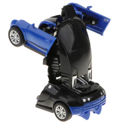 Transformiert Transformierbares Auto Roboter Car Toys Spielzeug für Kinder