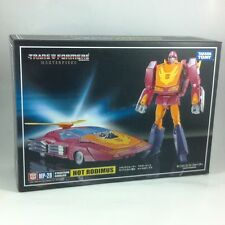 Transformers Takara Tomy Masterpiece MP-28 MP28 Hot Rodimus + Coins Authentic!!!