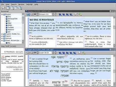 BibleTime Study Software Suite Alternative to QuickVerse Platinum Plus 10 MAC