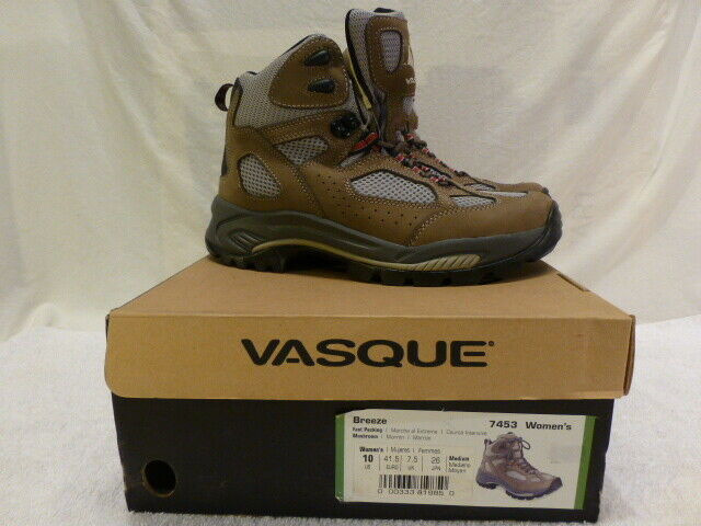 New Vasque damen Breeze GTX Athletic Hiking Trail Outdoor Stiefel 10M  190