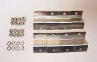 Solar Panel Z Bracket Mounting Kits (3) Usa