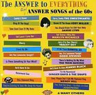 The Answer to Everything: Girl Answer Songs of the 60's by Various Artists (CD, Oct-2007, Ace (Label))