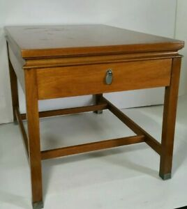 Vintage End Table By American Of