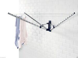 wand w sche spinne w schespinne w sche trockner w sche st nder 18m alu. Black Bedroom Furniture Sets. Home Design Ideas