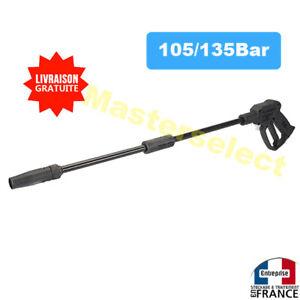 165 bar Nettoyeur haute pression Pistolet et Lance-Remplacement Nettoyage Tuyau Fixation