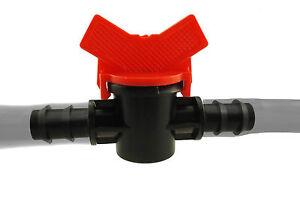 13mm-en-linea-TAP-Valvula-Hozelock-Compatible-Jardin-Riego-de-riego-automatico