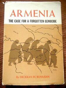 ARMENIA-Case-for-Forgotten-Genocide-Boyajian-Boyadjian-Armenian-Turkey-Turkish