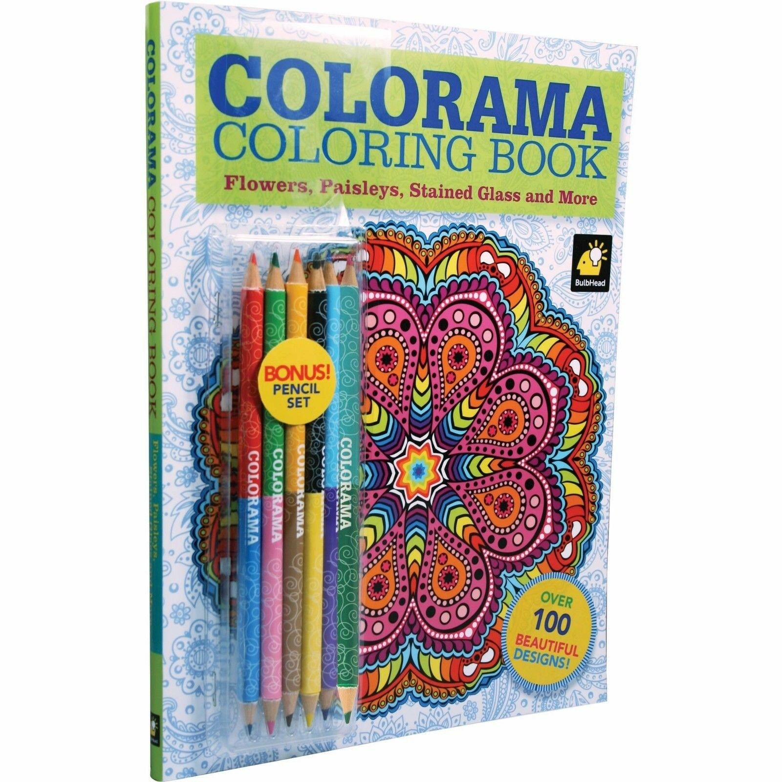 Colorama Color Me Happy 2015 Paperback