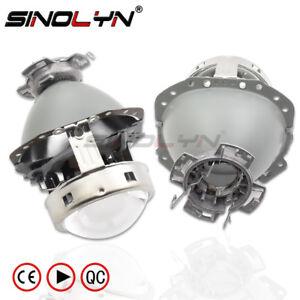 E55-HID-Bi-xenon-Headlight-Projector-Lens-Replacement-Repair-W209-W219-ML320-E65