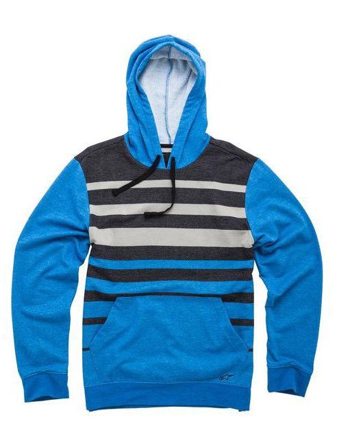 Alpinestars Kingpin Pullover Fleece (M) Blau