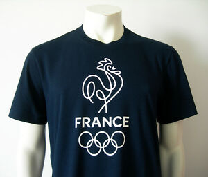 Taille TShirt CotonFrance En Olympique Devanlay Neuf Lacoste UMVpqSzG