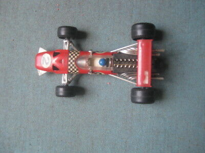 100% Vero Polistil 1/32 Ferrari F1 Lussuoso Nel Design