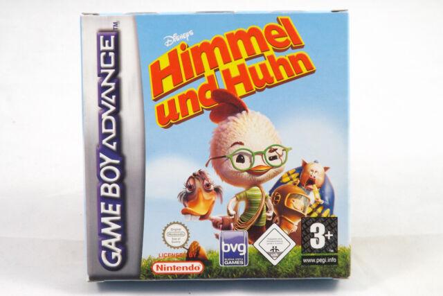 Himmel und Huhn (Nintendo Game Boy Advance) GBA Spiel in OVP, CIB, neuwertig