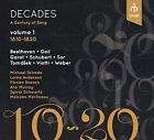 Decades.A Century of Song,vol.1 von Anderson,Boesch,John Murray,Schade,Schwartz (2016)