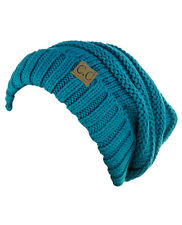 0df7a04afb611 CC Beanie Exclusive Over-sized Baggy Slouchy Thick C.C Beanie! Various  Colors!